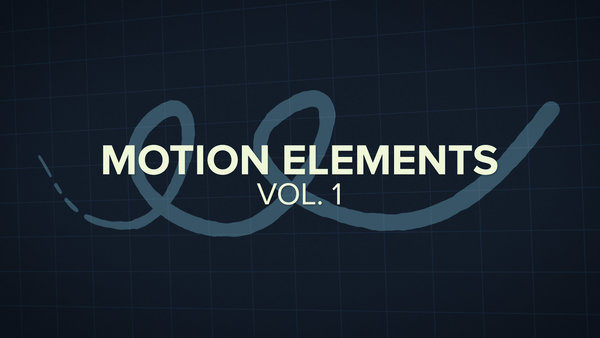 Motion Elements Vol. 1