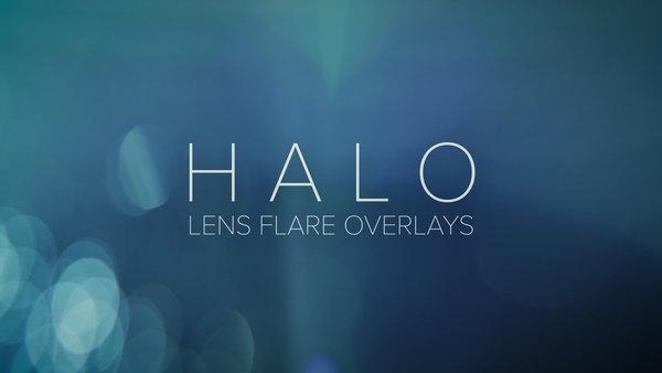 Halo: Lens Flare Overlays