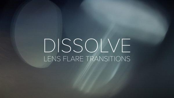Dissolve: Lens Flare Transitions