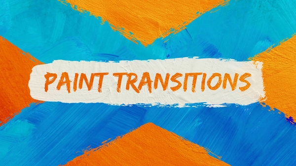 Paint Transitions
