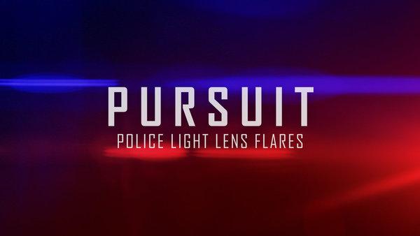 Pursuit: Police Light Lens Flares