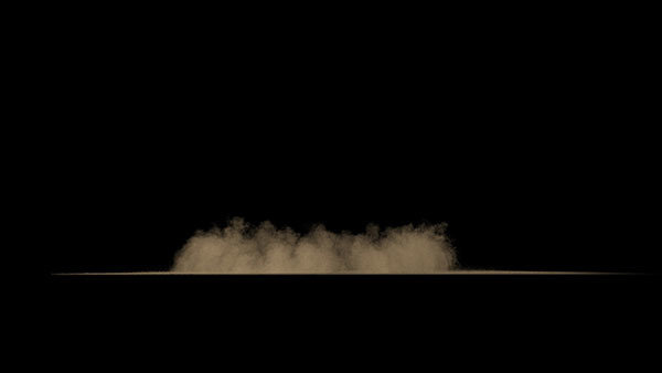 FREE - Dust Waves Stock Footage Collection | ActionVFX