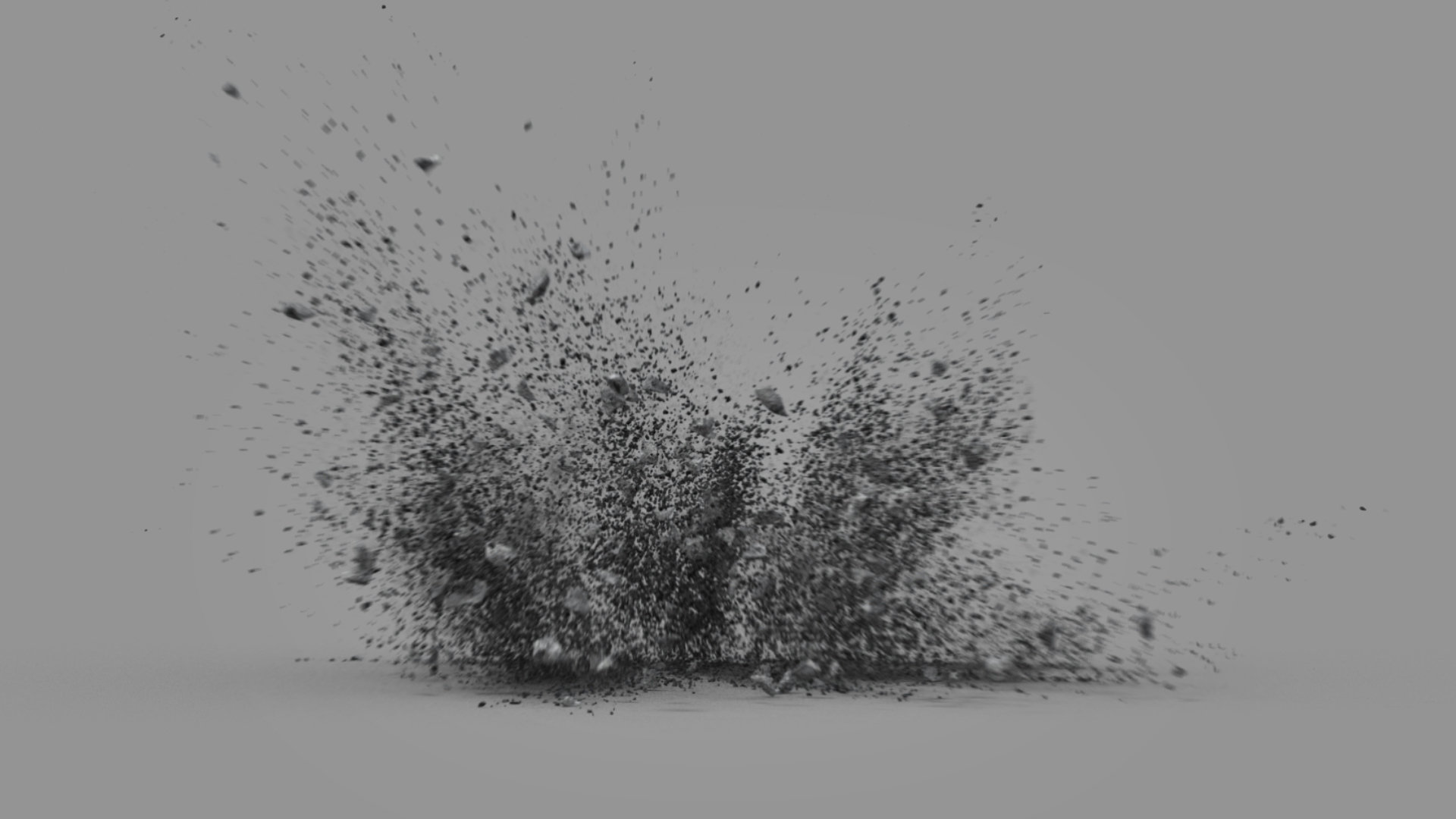Exploding Debris Vol  2 Stock Footage Collection | ActionVFX