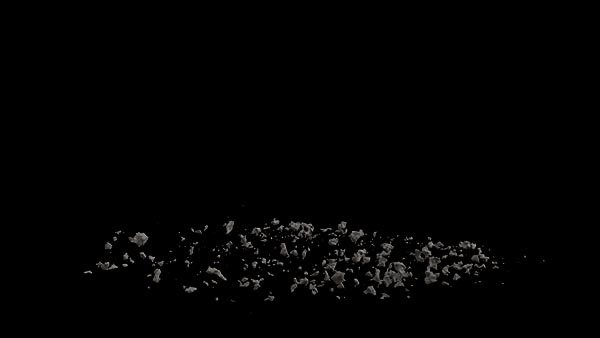 Exploding Debris Vol  1 Stock Footage Collection | ActionVFX