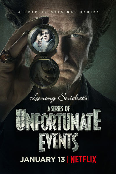 A series of unfortunate events  netflix