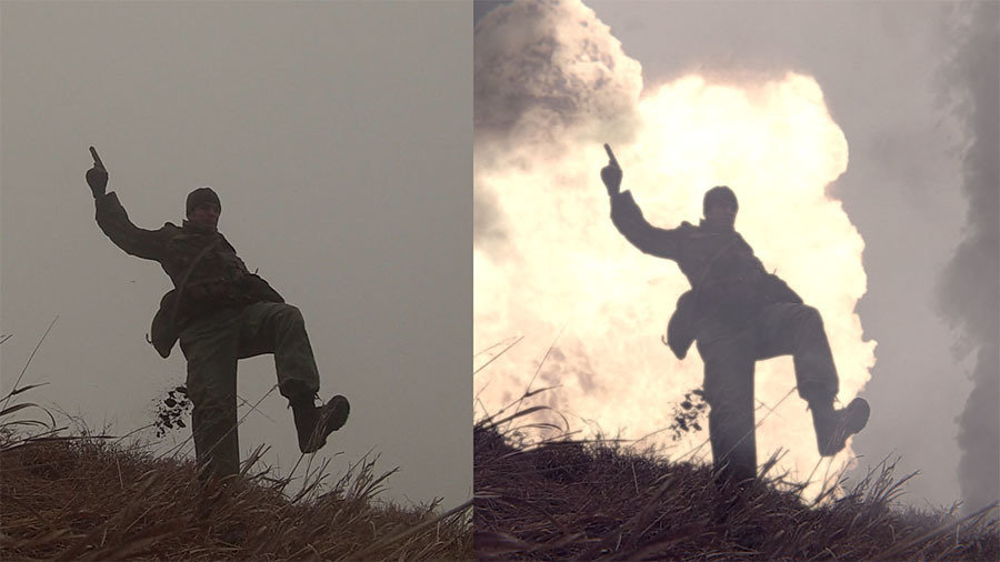Compositing an ActionVFX Explosion in Blender   ActionVFX