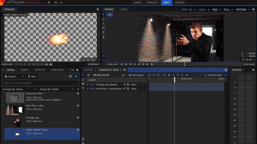 Hitfilm And Actionvfx The Perfect Combo For Effects On A Budget Actionvfx
