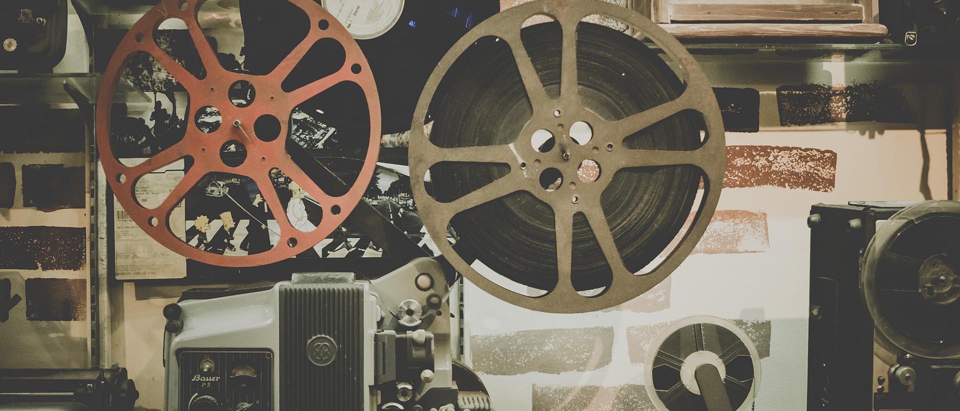 Film school banner