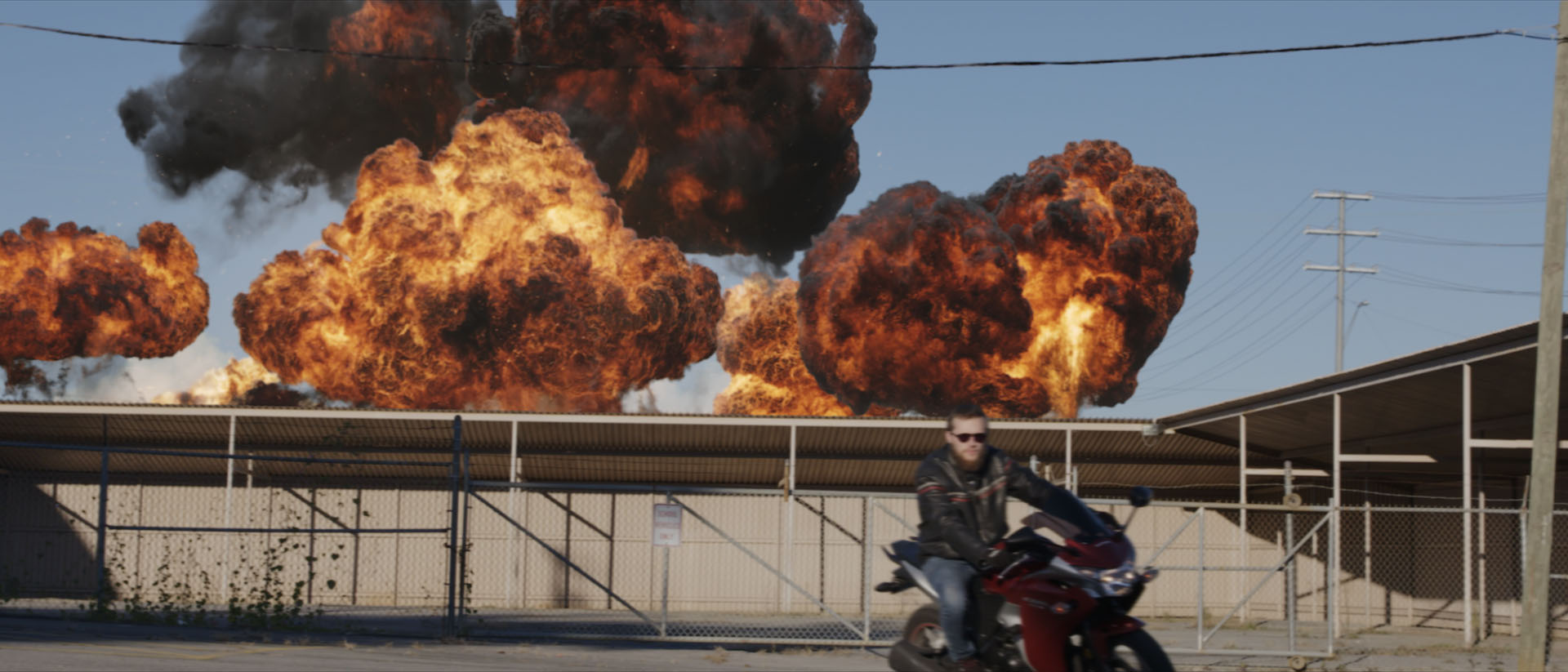 Tutorial compositing large scale explosions