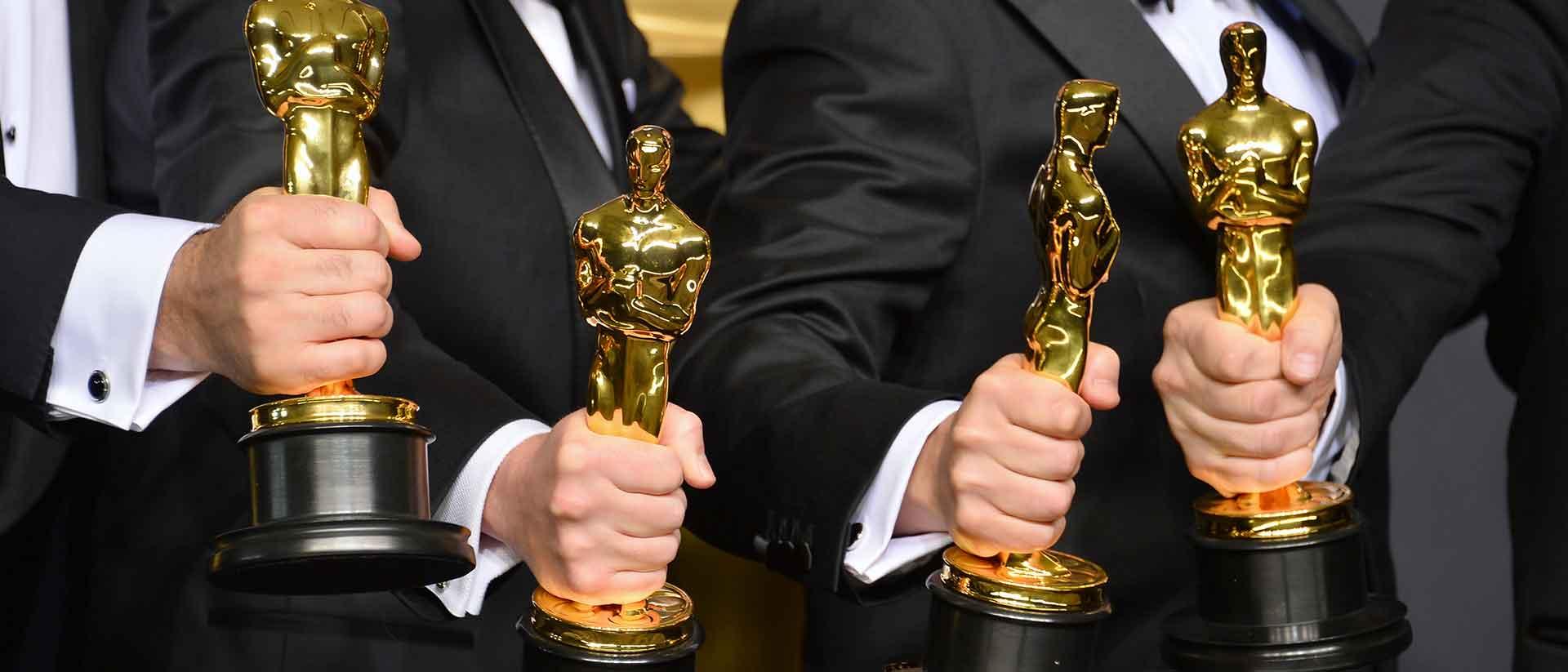 Oscars 2019 header