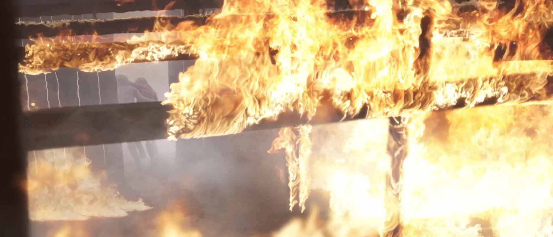 Burning poles tutorial banner image