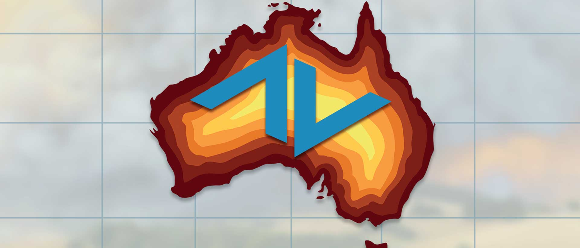 Australia fundraiser blog banner