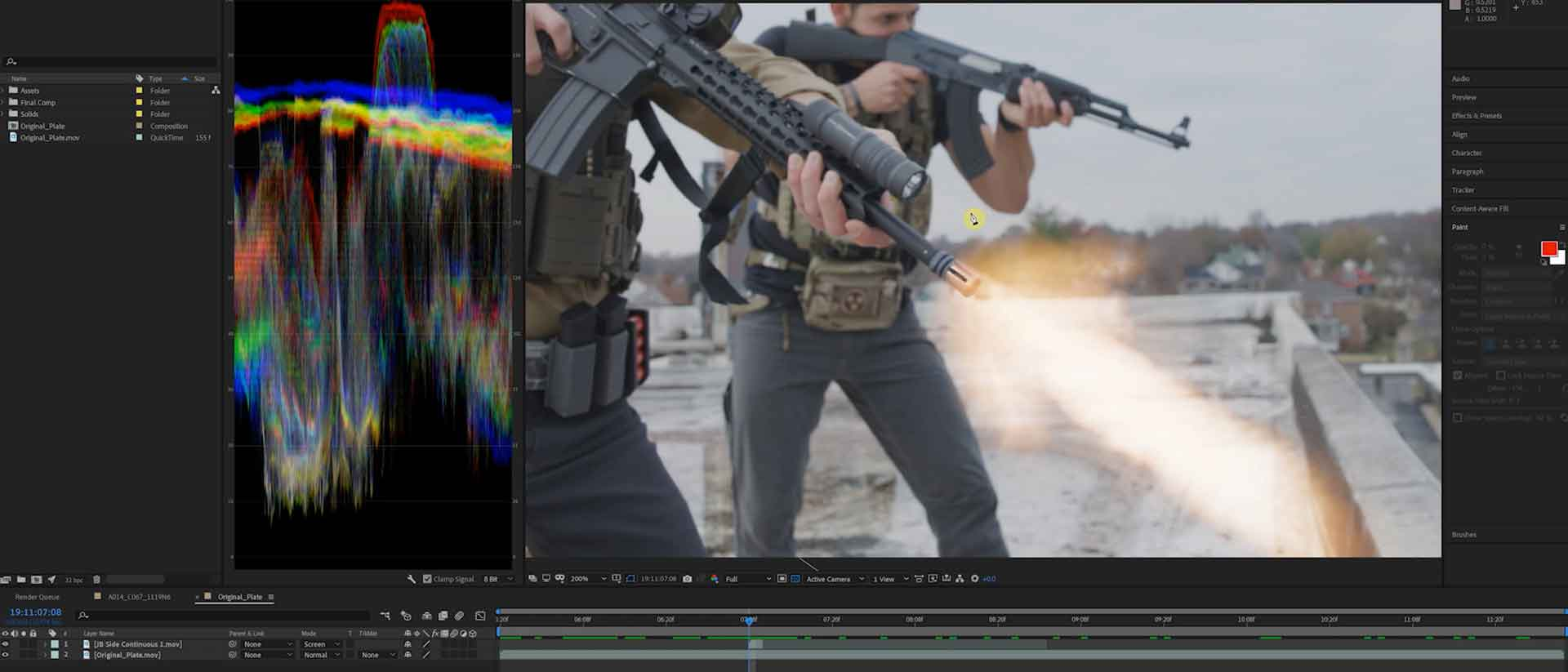 How to add muzzle flashes and smoke to your gun tutorial blog banner