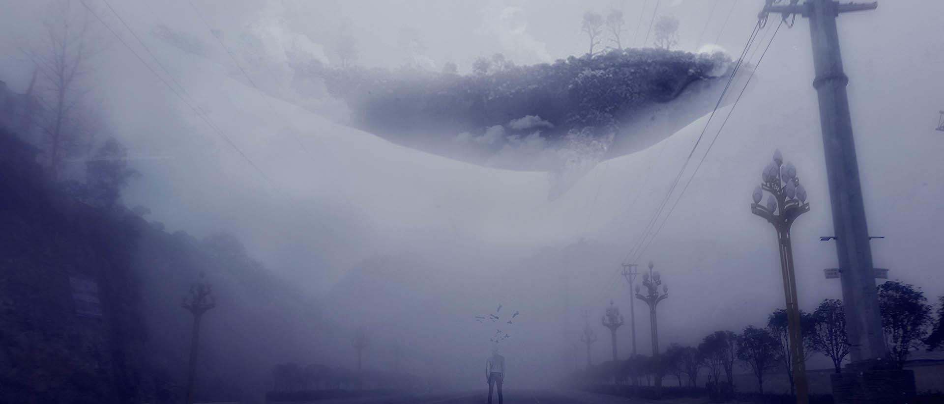 Sci fi blog banner